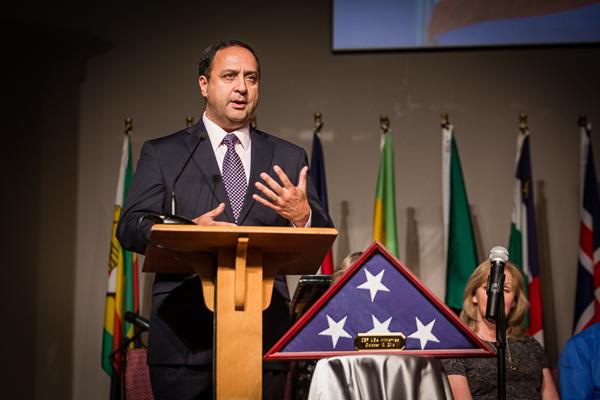 Moises Esteves, Vice President, International Ministries and Marketing