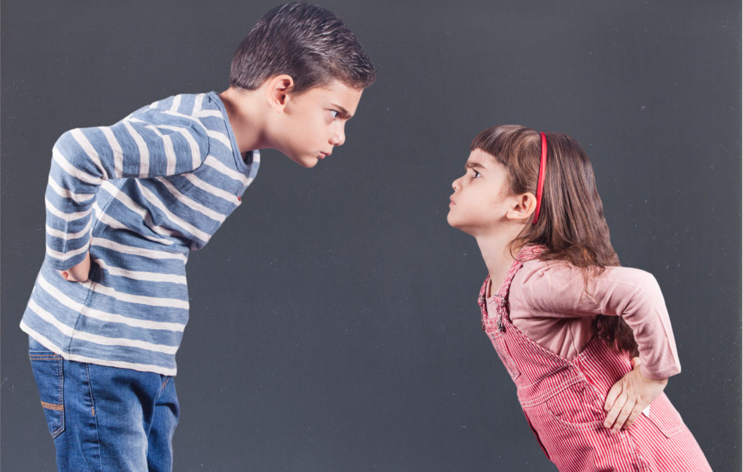 Faith Steps for Siblings in Conflict