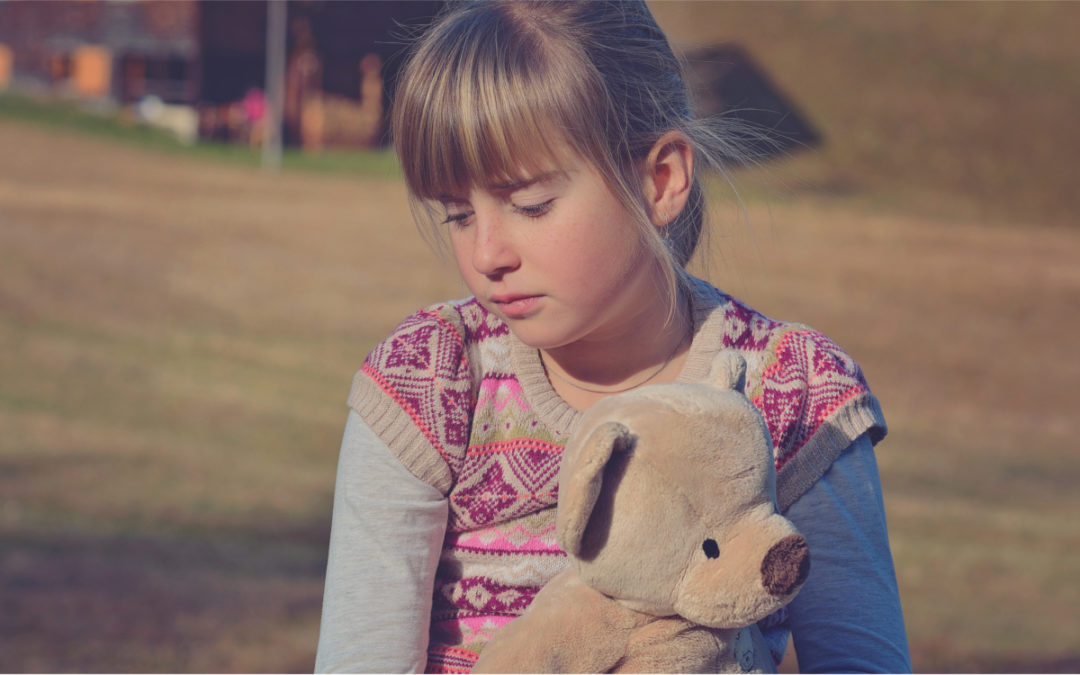 How to Support the Grieving Child