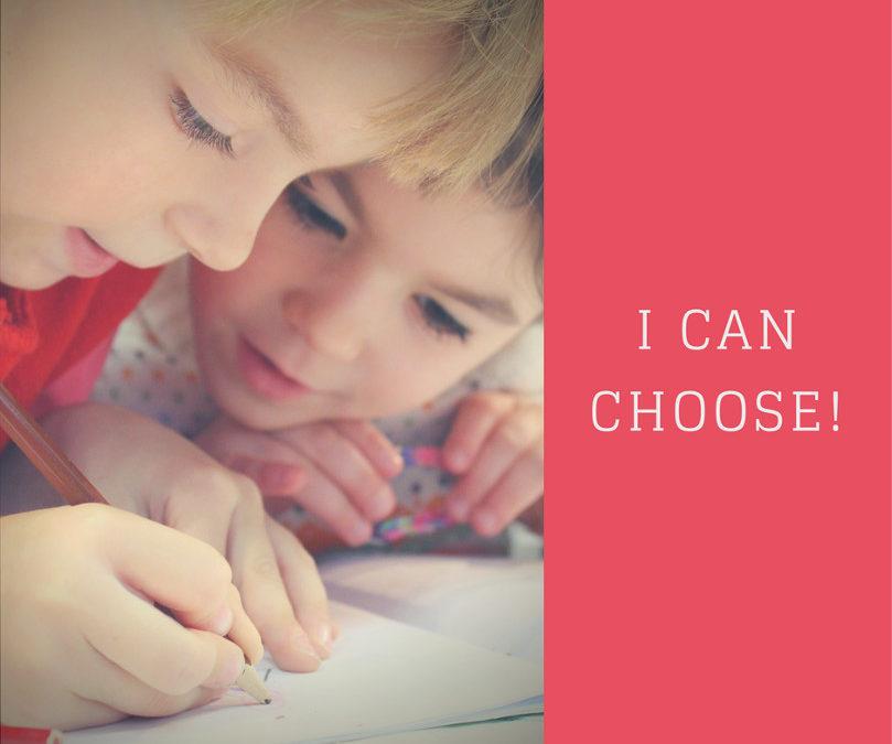 I Can Choose!