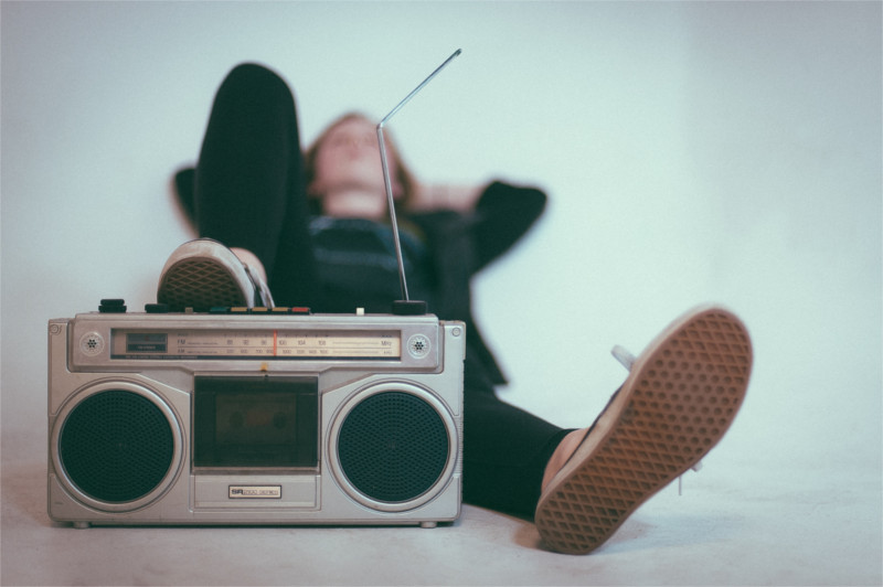 Is it Right to Listen to Music on the Radio?