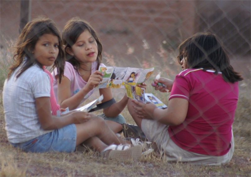 Boxes of Books Reaches Children in Romania