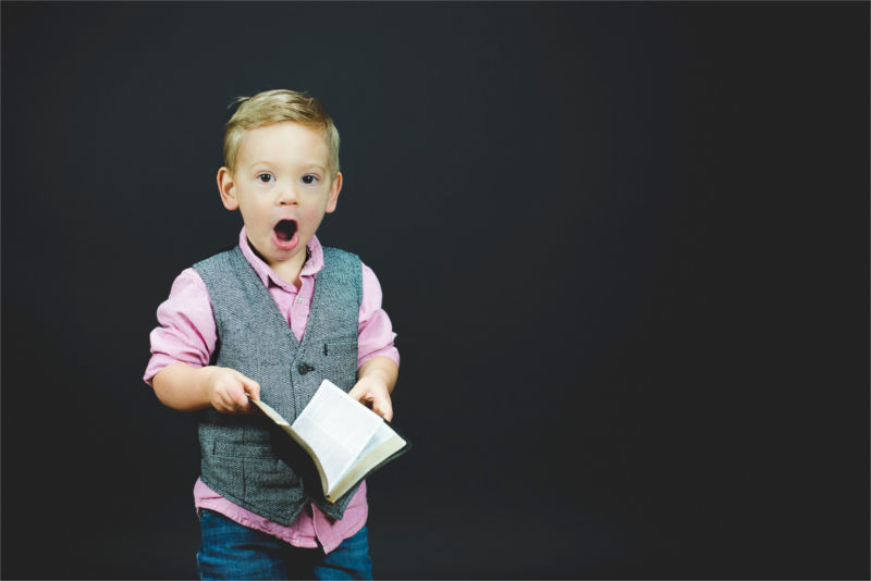 Can Kids Manage God's Stuff?