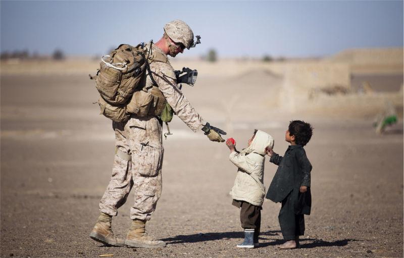 Talking to Children about War