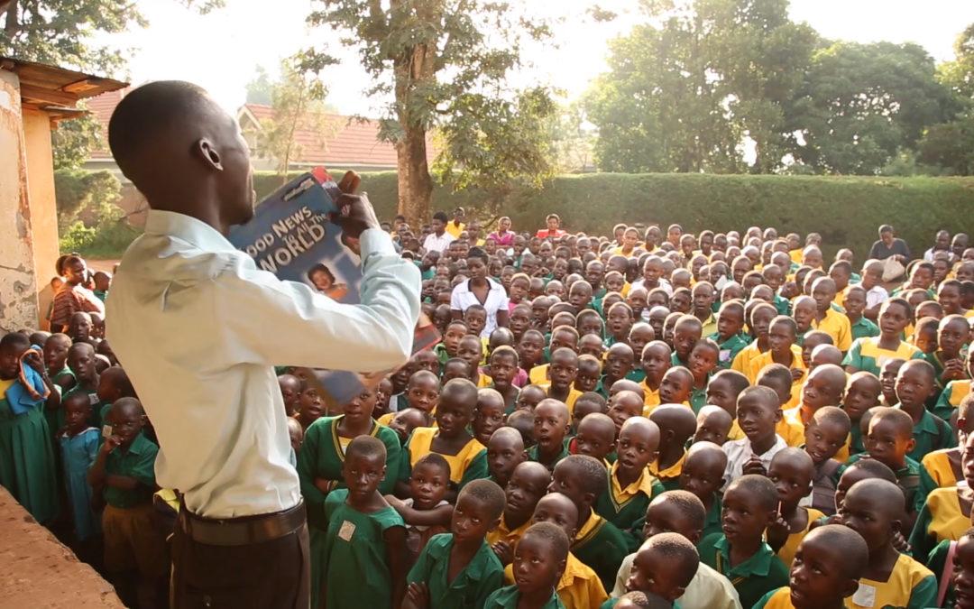 The Global Reach of Child Evangelism Fellowship – Mark Vroegop
