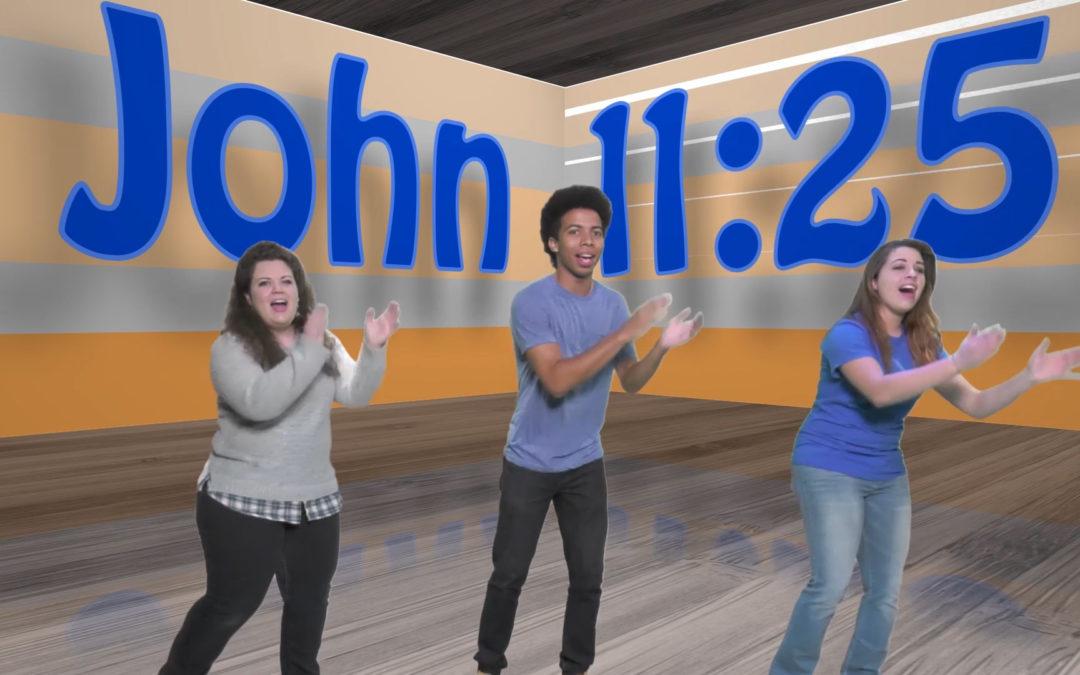Yet Shall He Live (John 11:25)