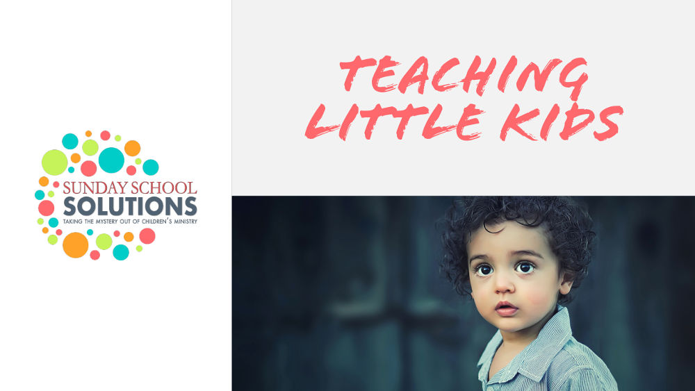 Teaching Little Kids