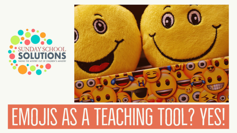 Emojis As a Teaching Tool? Yes!