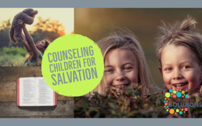 Counseling Children for Salvation