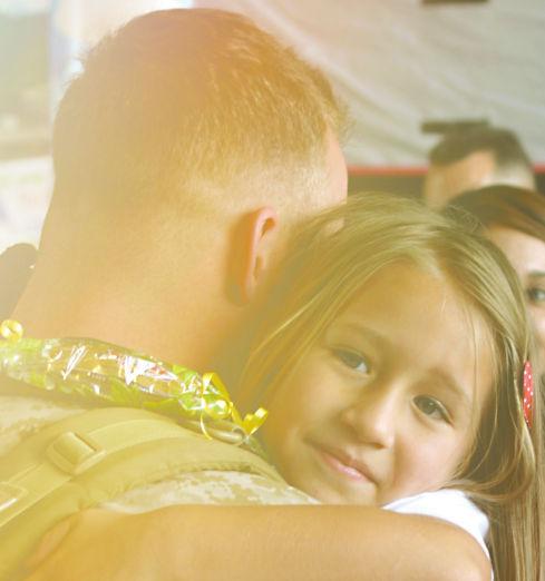 Spotlight on Military Children