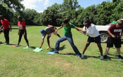 Teens Learn Leadership Skills in CYIA