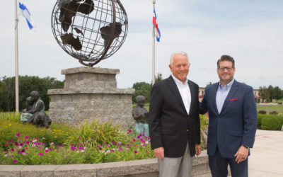 New Strategic Partnership between CEF and Calvary University