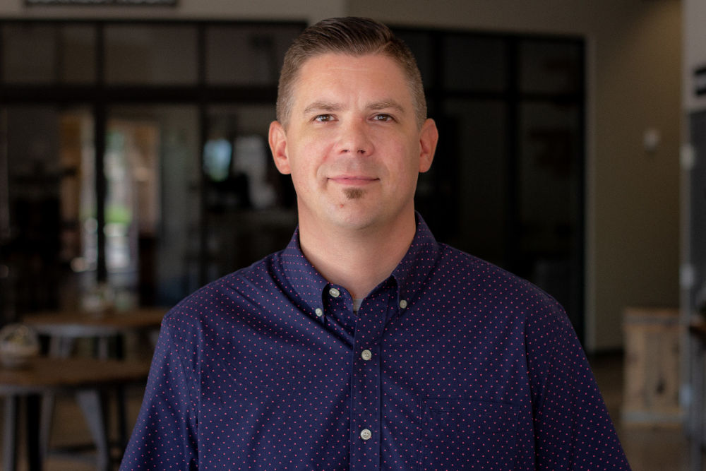 Pastor Adam Bailie