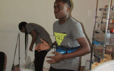 CYIA Teens are Eager to Serve