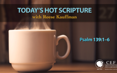 God Knows You | Today's Hot Scripture