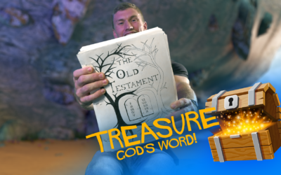Treasure God's Word