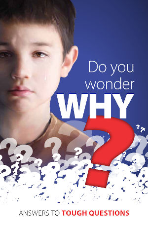 Do you wonder why? book