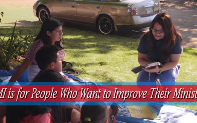 CMI is for People Who Want to Improve Their Ministry
