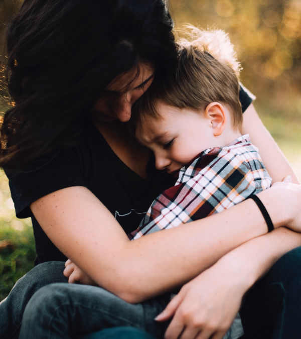 Helping Children Whose Parents are Divorcing