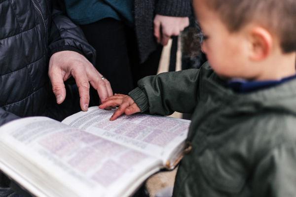 Gospel Parenting