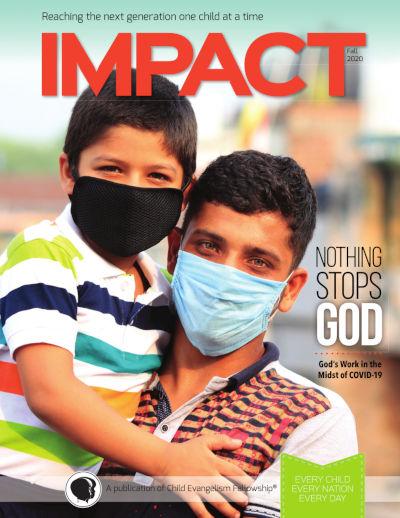 Impact Magazine Fall 2020