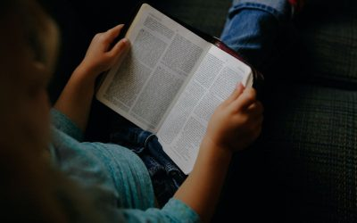 A Kid's Devotional Life