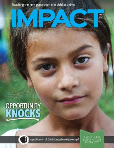 Impact Magazine Fall 2021